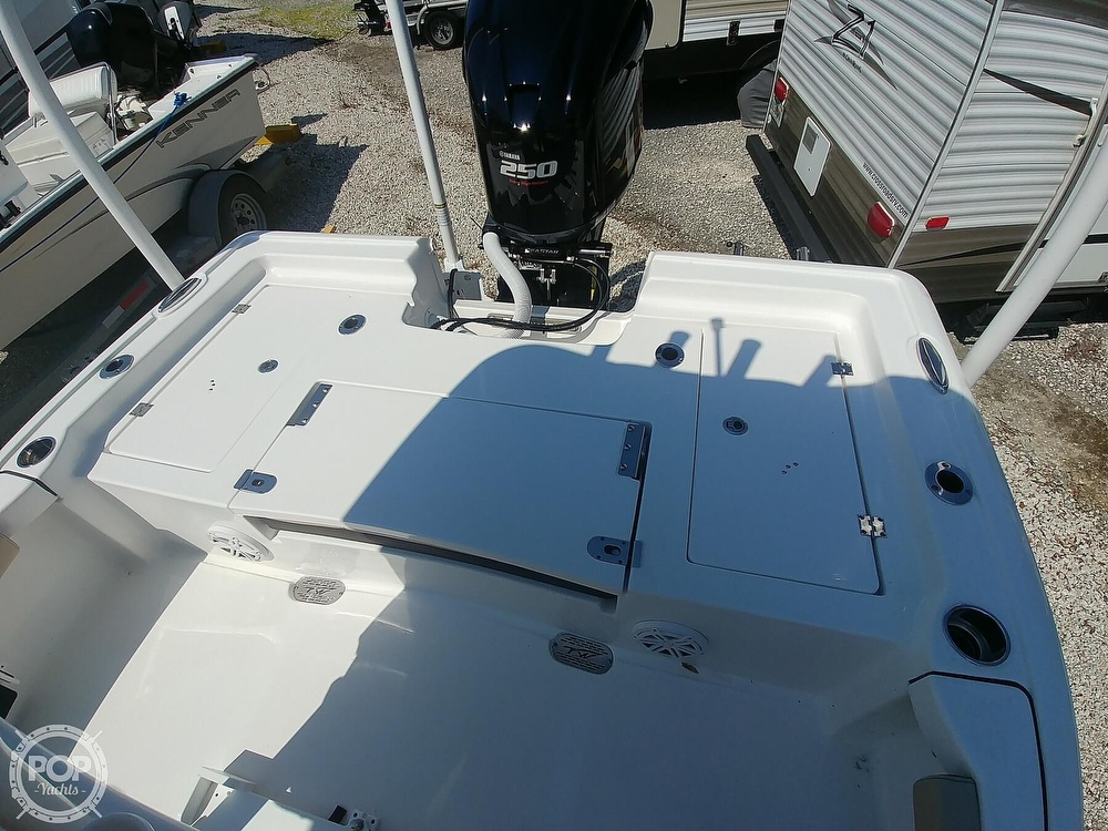 2021 Tidewater boat for sale, model of the boat is 2300 Carolina Bay & Image # 11 of 40