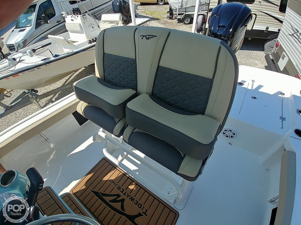 2021 Tidewater boat for sale, model of the boat is 2300 Carolina Bay & Image # 13 of 40