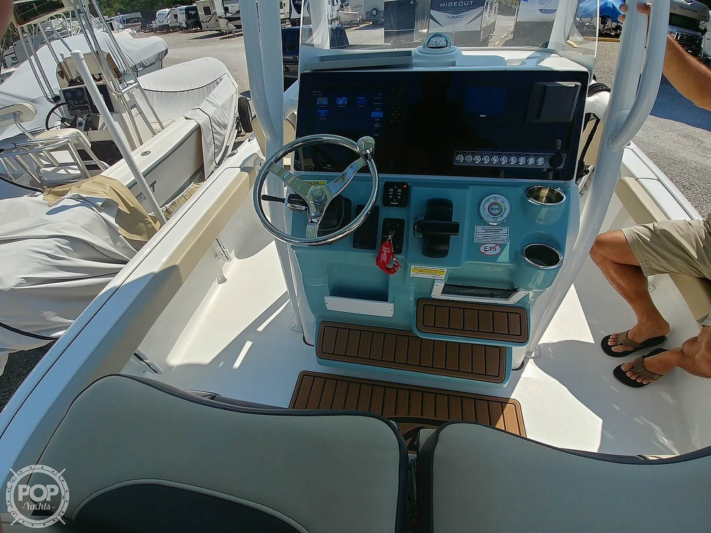2021 Tidewater boat for sale, model of the boat is 2300 Carolina Bay & Image # 14 of 40