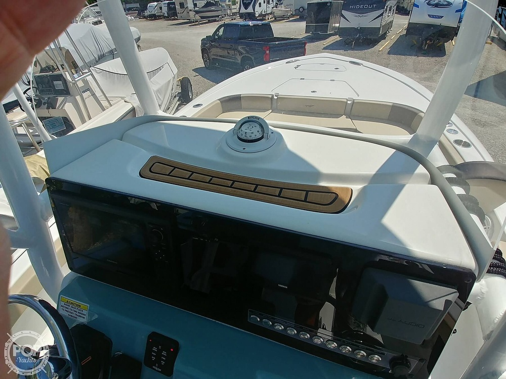 2021 Tidewater boat for sale, model of the boat is 2300 Carolina Bay & Image # 17 of 40