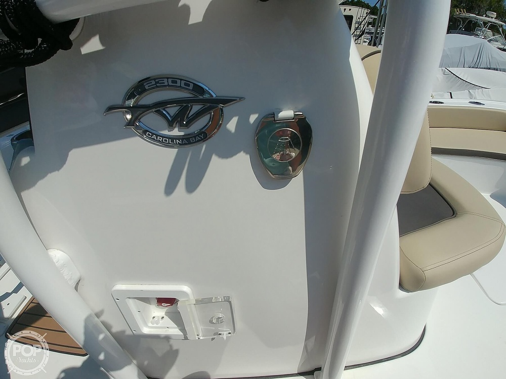 2021 Tidewater boat for sale, model of the boat is 2300 Carolina Bay & Image # 20 of 40