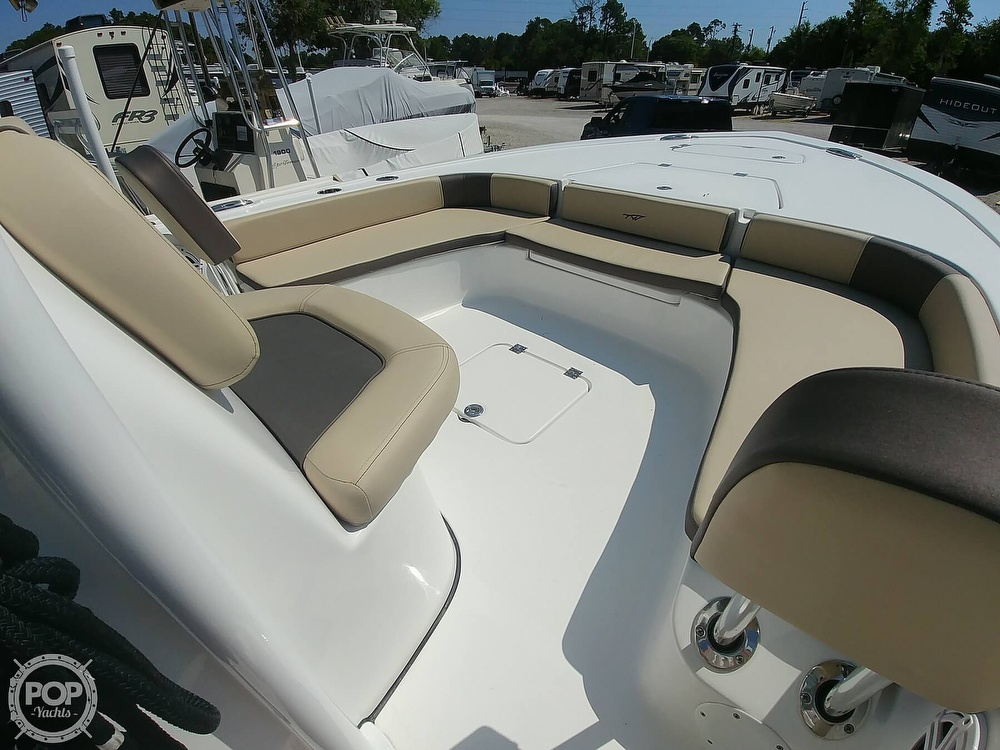 2021 Tidewater boat for sale, model of the boat is 2300 Carolina Bay & Image # 3 of 40