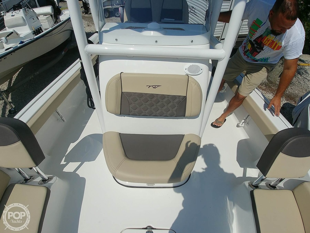2021 Tidewater boat for sale, model of the boat is 2300 Carolina Bay & Image # 22 of 40