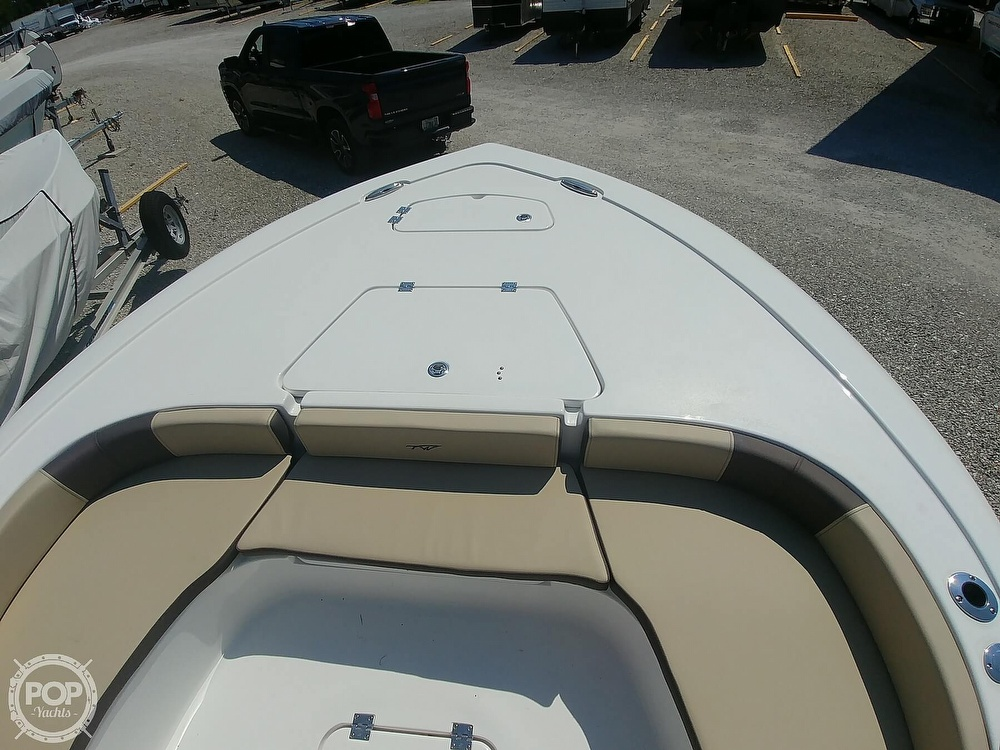 2021 Tidewater boat for sale, model of the boat is 2300 Carolina Bay & Image # 23 of 40