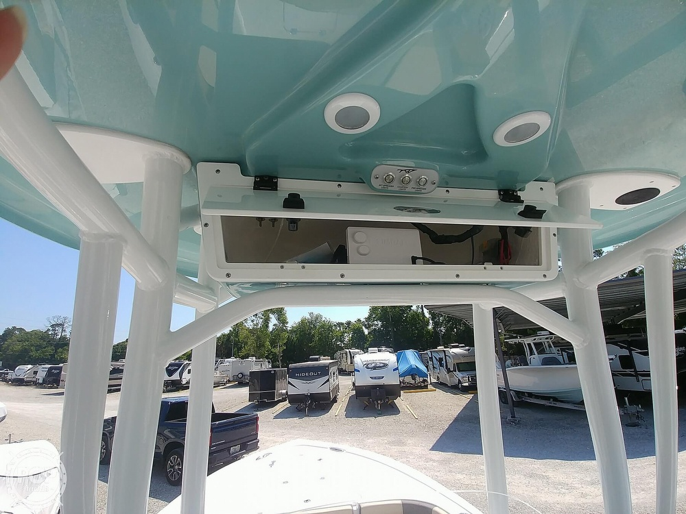 2021 Tidewater boat for sale, model of the boat is 2300 Carolina Bay & Image # 38 of 40