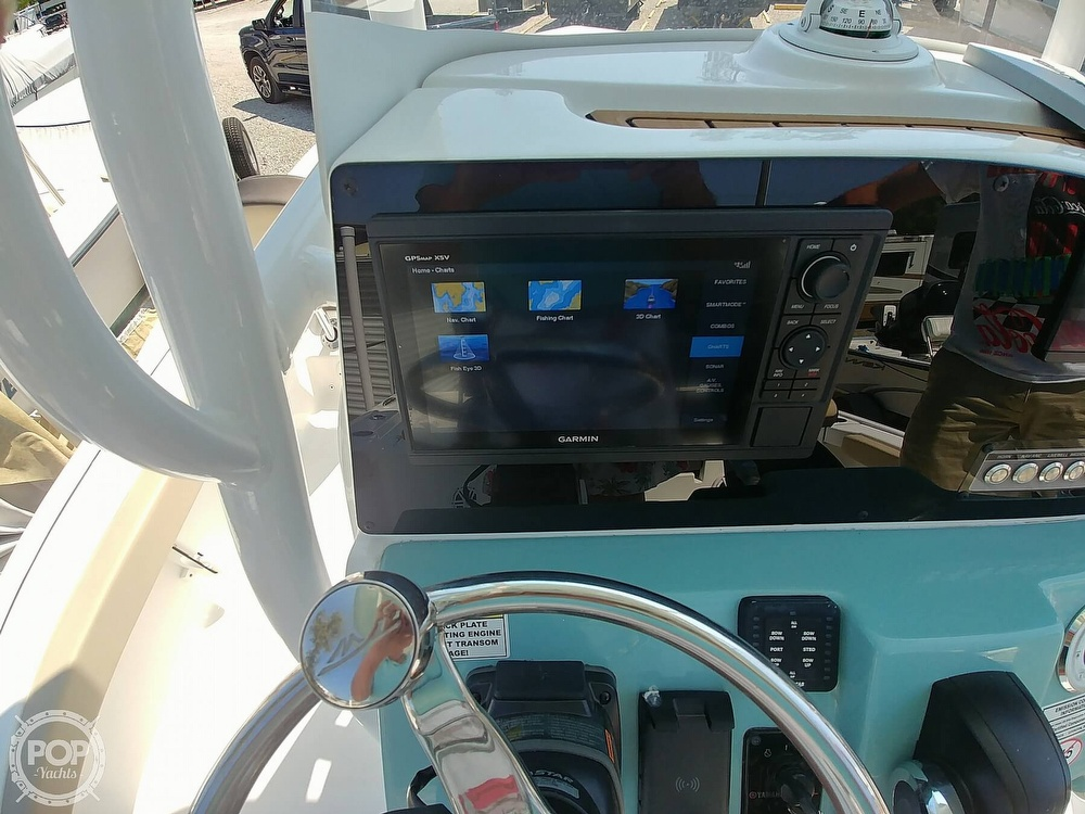 2021 Tidewater boat for sale, model of the boat is 2300 Carolina Bay & Image # 40 of 40