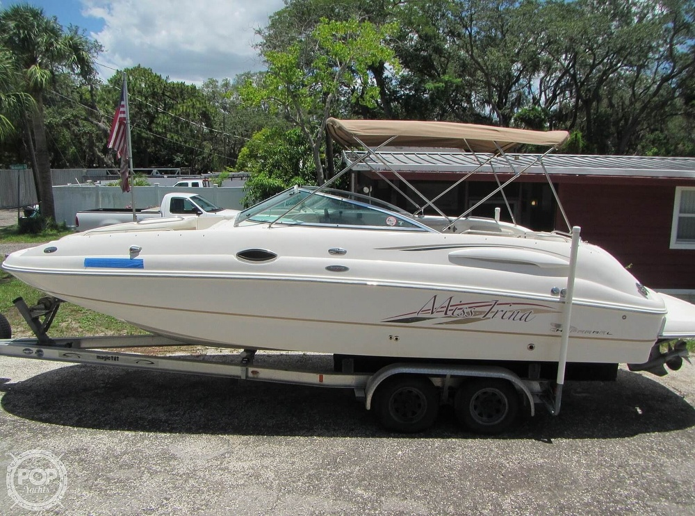 2004 Chaparral boat for sale, model of the boat is 254 Sunesta & Image # 7 of 40