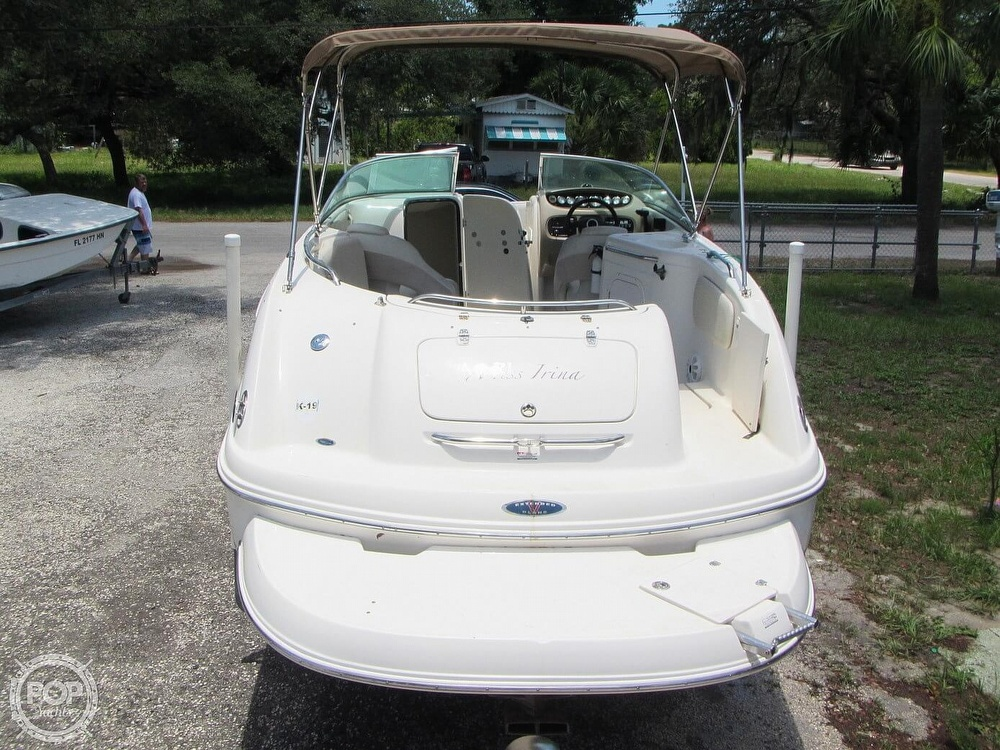 2004 Chaparral boat for sale, model of the boat is 254 Sunesta & Image # 13 of 40