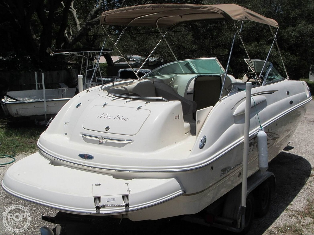 2004 Chaparral boat for sale, model of the boat is 254 Sunesta & Image # 14 of 40