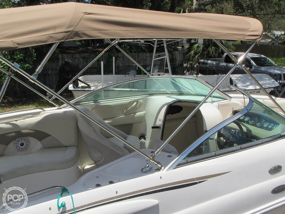 2004 Chaparral boat for sale, model of the boat is 254 Sunesta & Image # 15 of 40
