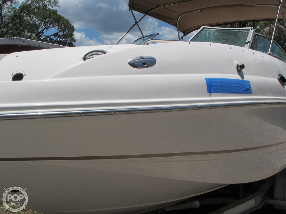 2004 Chaparral boat for sale, model of the boat is 254 Sunesta & Image # 20 of 40