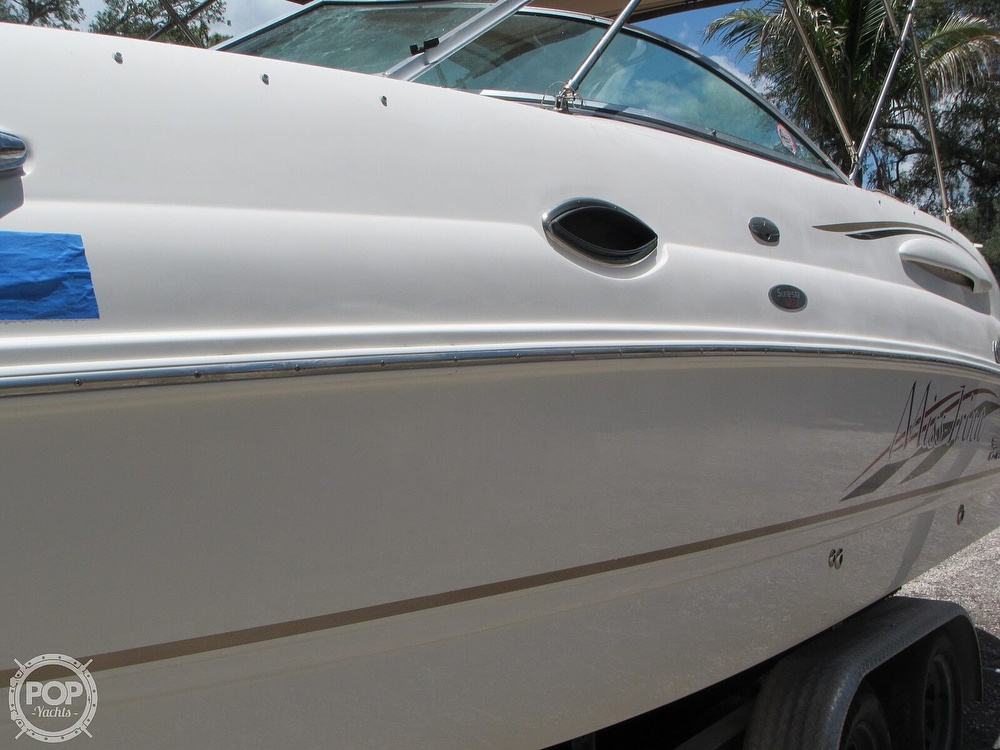 2004 Chaparral boat for sale, model of the boat is 254 Sunesta & Image # 21 of 40