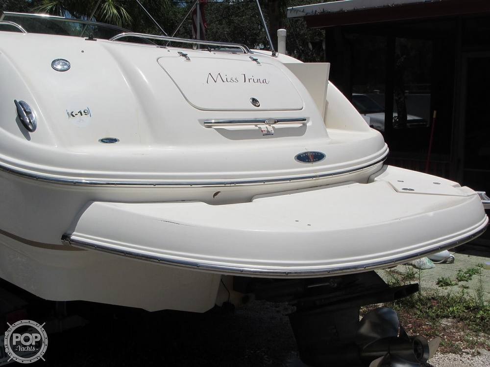 2004 Chaparral boat for sale, model of the boat is 254 Sunesta & Image # 24 of 40