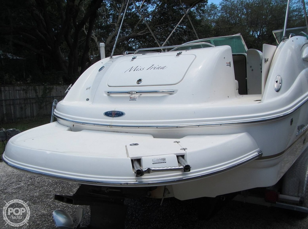 2004 Chaparral boat for sale, model of the boat is 254 Sunesta & Image # 32 of 40