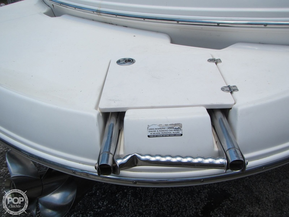 2004 Chaparral boat for sale, model of the boat is 254 Sunesta & Image # 33 of 40