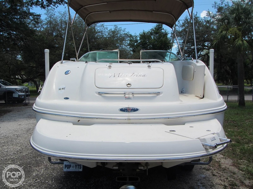 2004 Chaparral boat for sale, model of the boat is 254 Sunesta & Image # 35 of 40