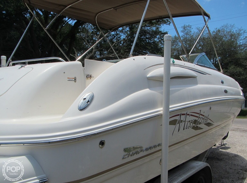 2004 Chaparral boat for sale, model of the boat is 254 Sunesta & Image # 38 of 40