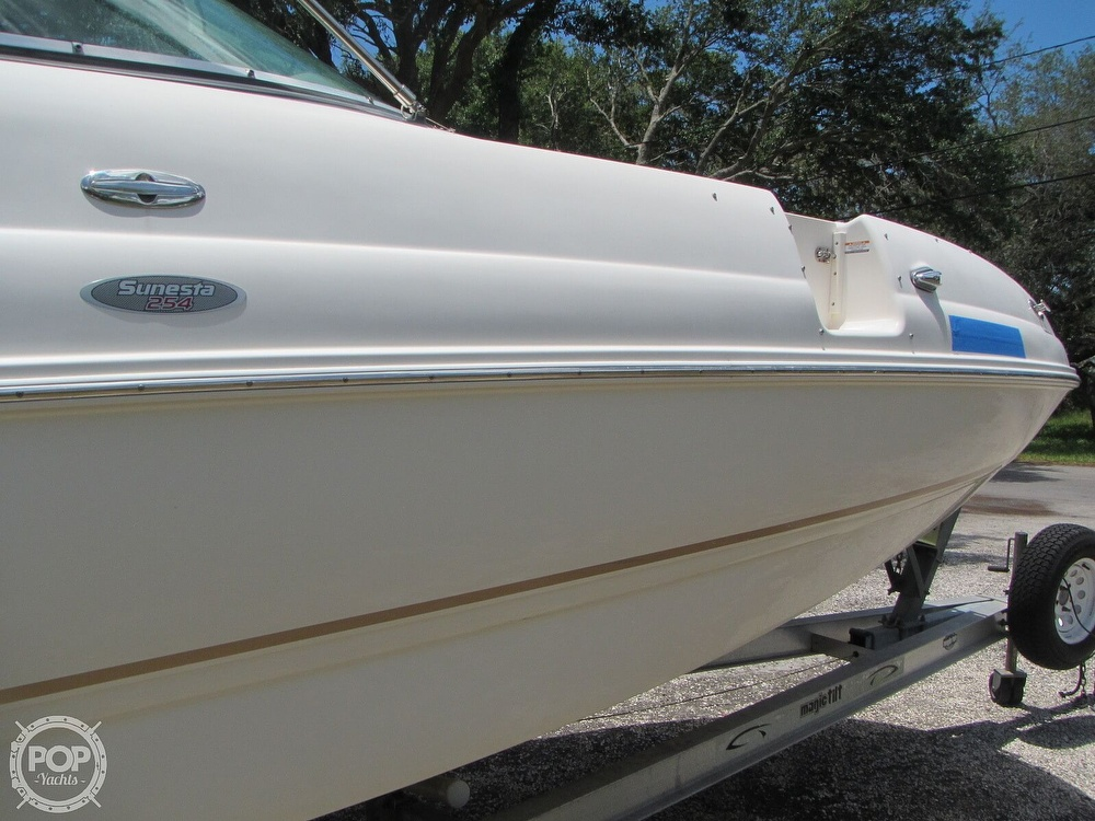 2004 Chaparral boat for sale, model of the boat is 254 Sunesta & Image # 40 of 40