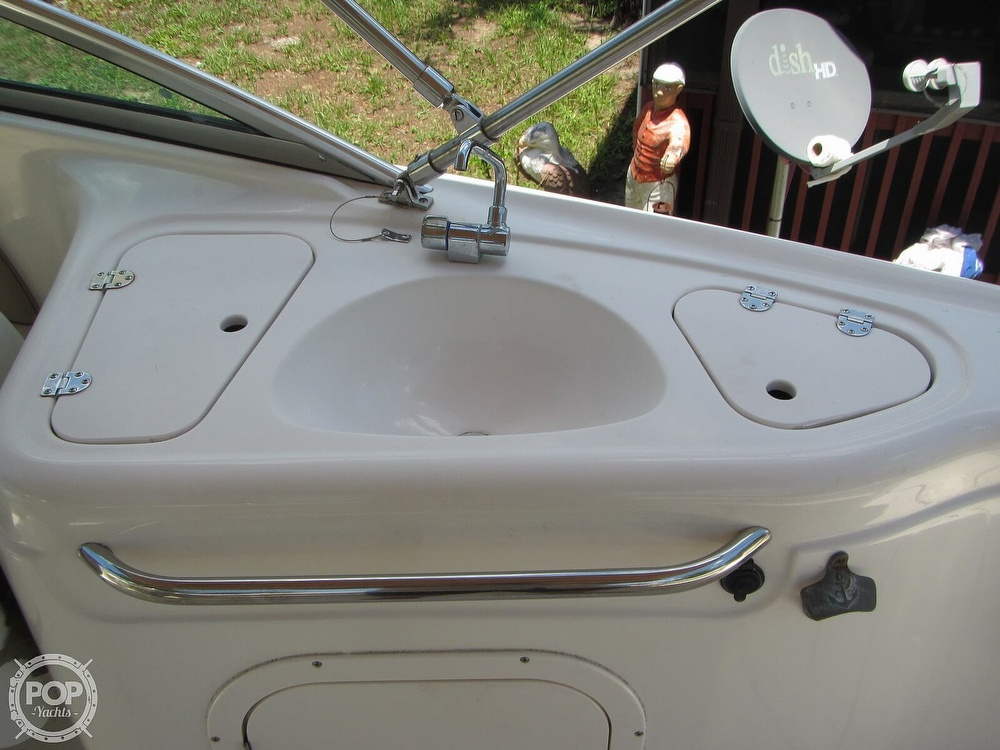 2004 Chaparral boat for sale, model of the boat is 254 Sunesta & Image # 6 of 40