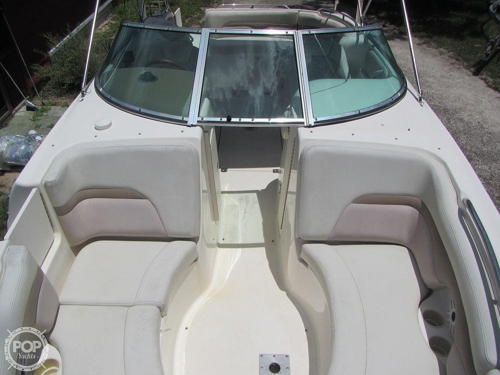 2004 Chaparral boat for sale, model of the boat is 254 Sunesta & Image # 2 of 40