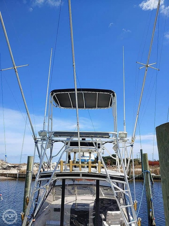 2001 Carolina Classic boat for sale, model of the boat is 28 & Image # 3 of 18