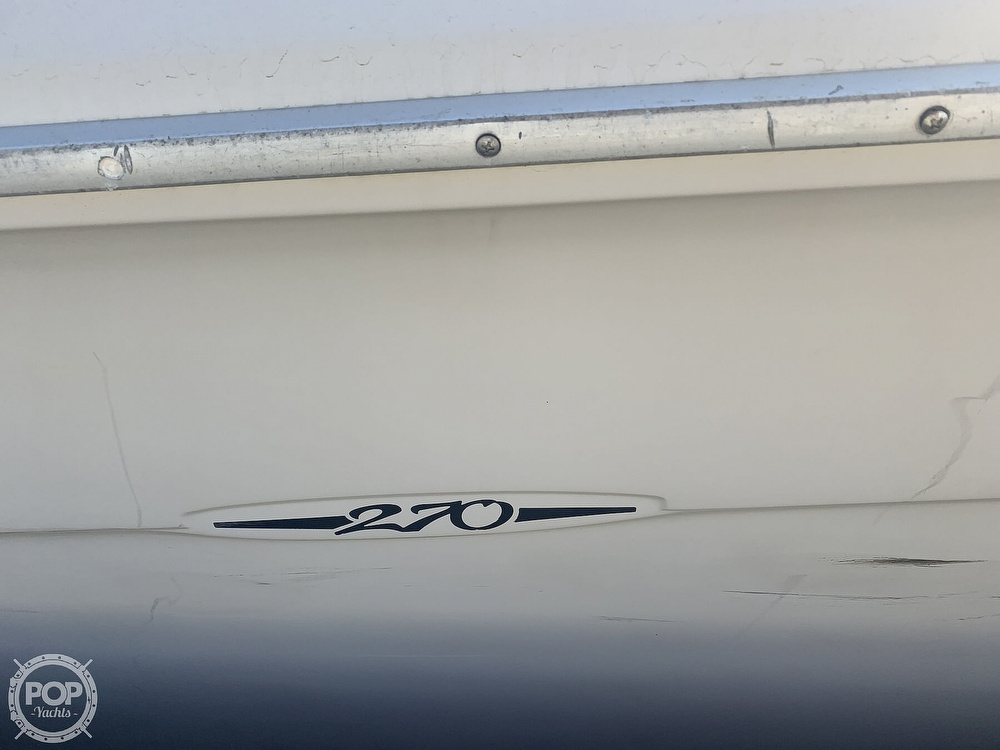 1988 Sea Ray boat for sale, model of the boat is 270 Sundancer & Image # 25 of 40
