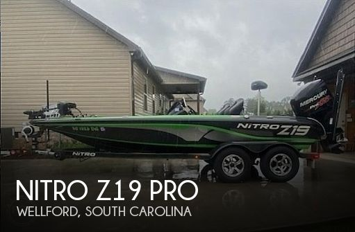 Used Boats For Sale in Asheville, North Carolina by owner | 2017 Nitro Z19 Pro