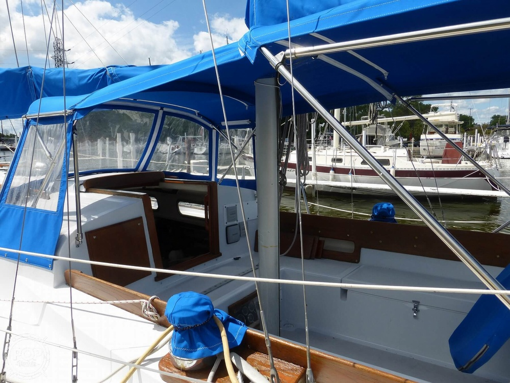 1977 Allied boat for sale, model of the boat is Princess 36 & Image # 3 of 40