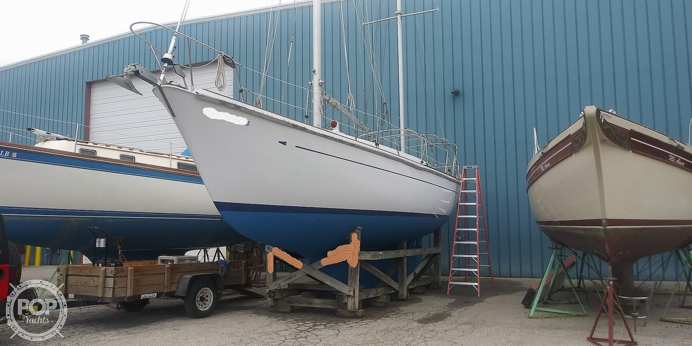 1977 Allied boat for sale, model of the boat is Princess 36 & Image # 5 of 40