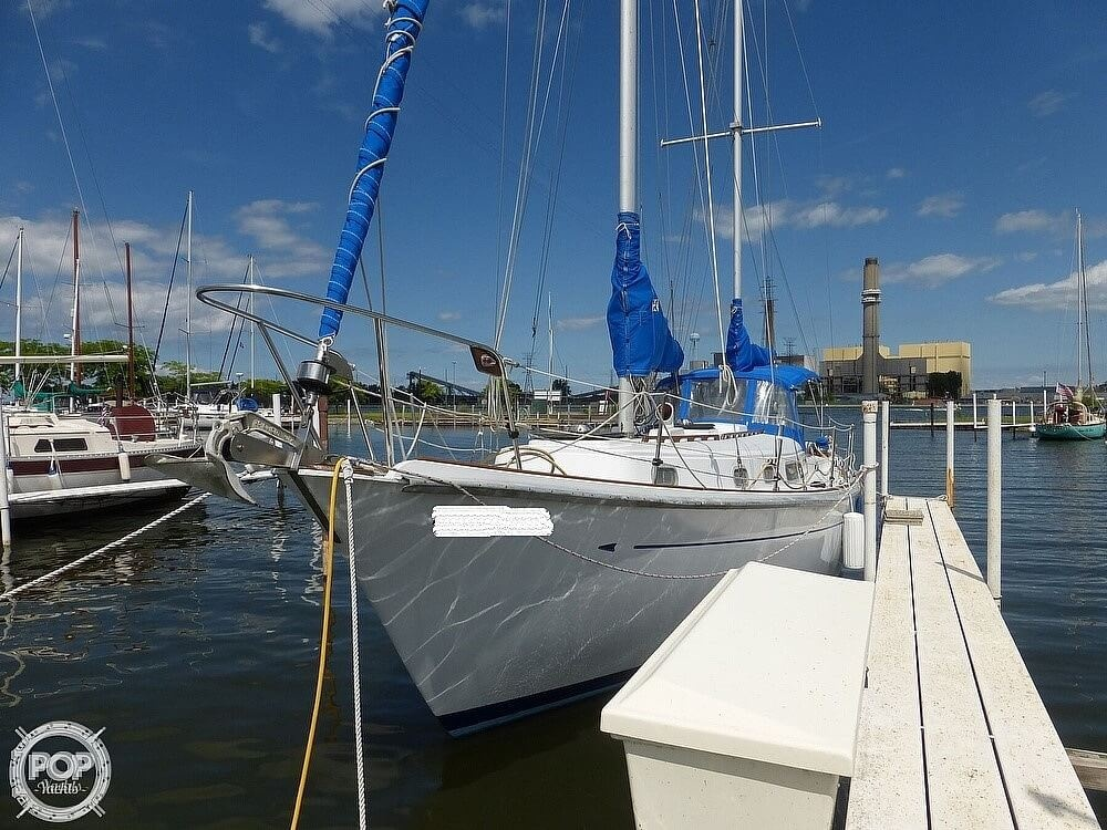 1977 Allied boat for sale, model of the boat is Princess 36 & Image # 2 of 40