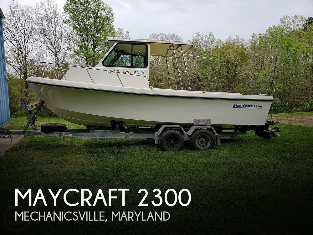 Used Maycraft Boats For Sale by owner   1998 Maycraft 2300