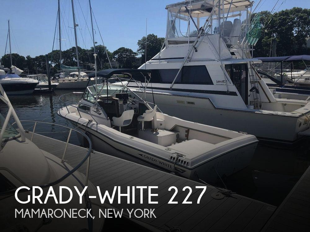1985 Grady-White 227 Seafarer - image 1