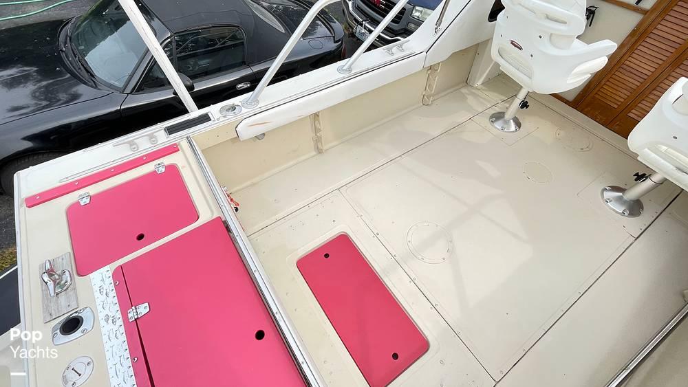 1987 Boston Whaler boat for sale, model of the boat is 22 Revenge WT & Image # 5 of 40