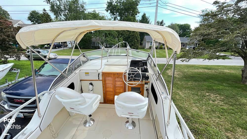 1987 Boston Whaler boat for sale, model of the boat is 22 Revenge WT & Image # 6 of 40