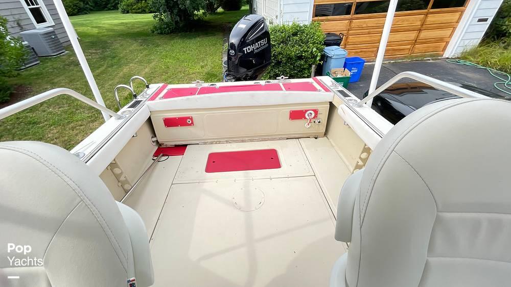 1987 Boston Whaler boat for sale, model of the boat is 22 Revenge WT & Image # 18 of 40