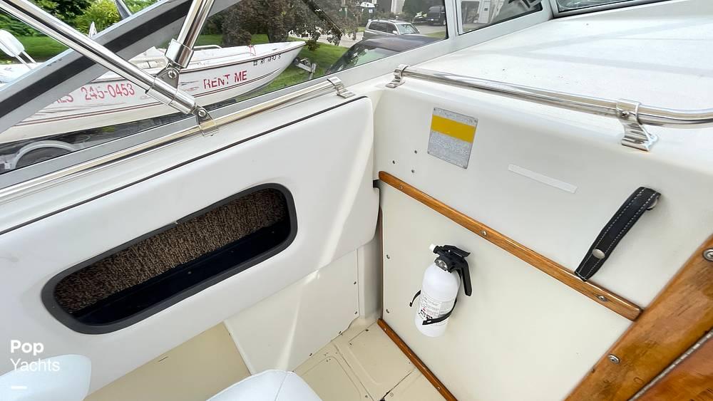 1987 Boston Whaler boat for sale, model of the boat is 22 Revenge WT & Image # 21 of 40