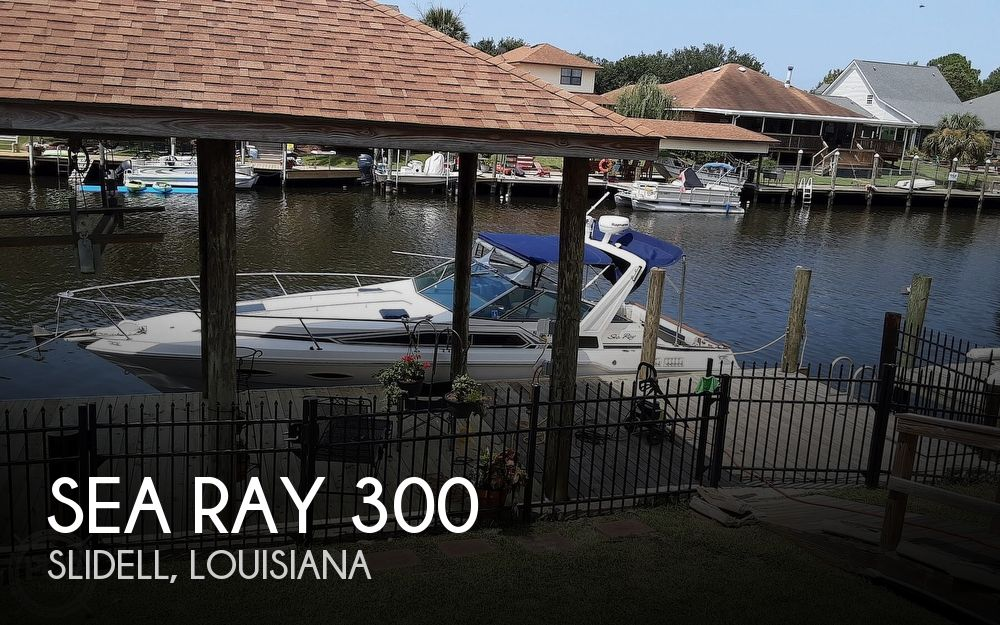 1988 Sea Ray boat for sale, model of the boat is 29 & Image # 1 of 40