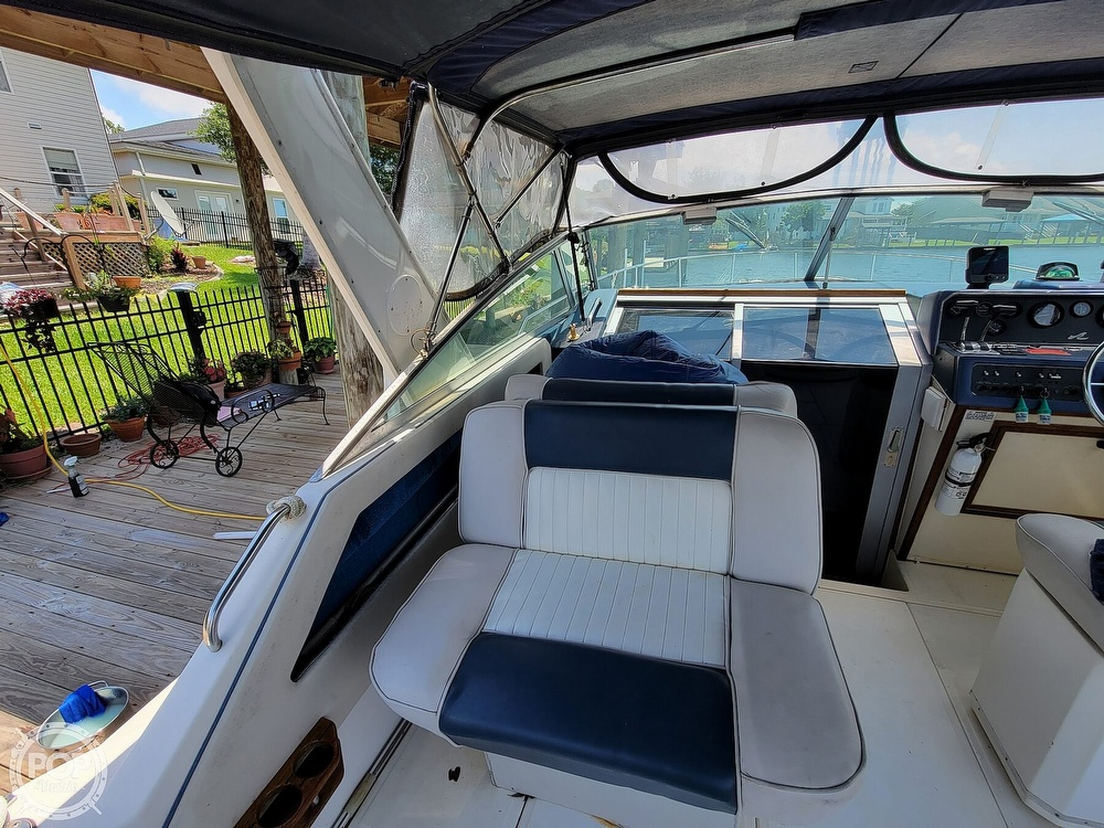 1988 Sea Ray boat for sale, model of the boat is 29 & Image # 4 of 40