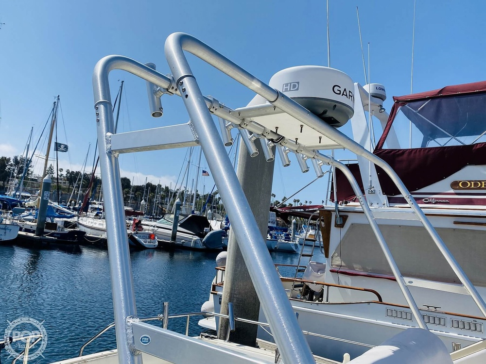 1984 Tiara Yachts boat for sale, model of the boat is 2700 Continental Fish & Cruise & Image # 11 of 40
