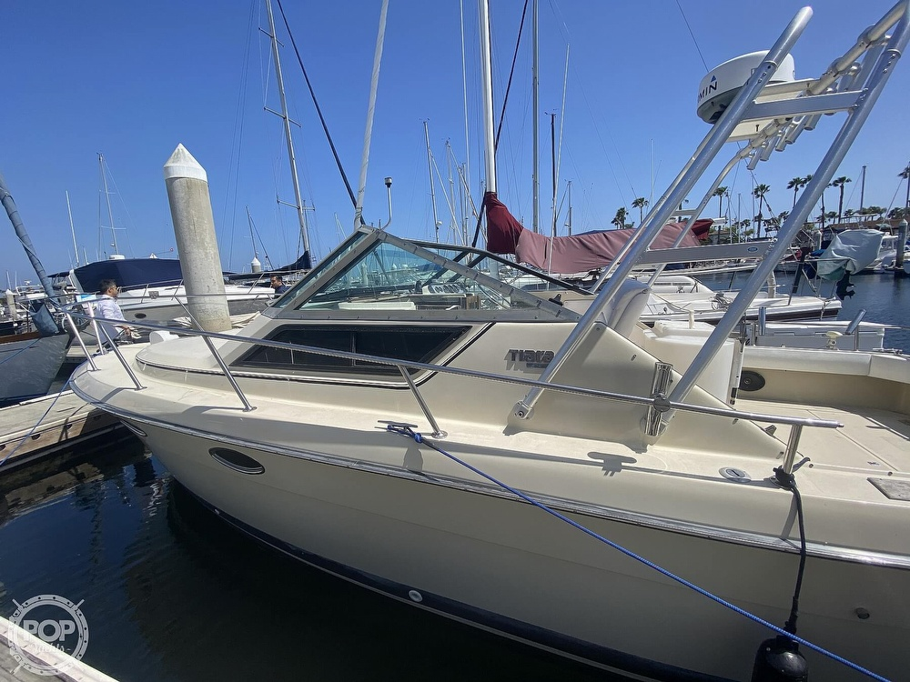 1984 Tiara Yachts boat for sale, model of the boat is 2700 Continental Fish & Cruise & Image # 23 of 40