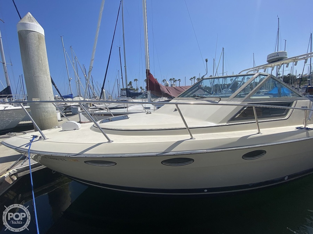 1984 Tiara Yachts boat for sale, model of the boat is 2700 Continental Fish & Cruise & Image # 29 of 40