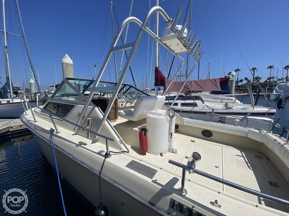 1984 Tiara Yachts boat for sale, model of the boat is 2700 Continental Fish & Cruise & Image # 4 of 40