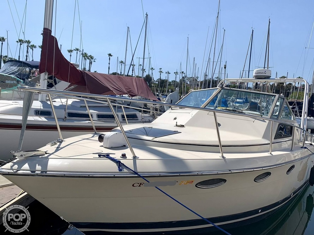 1984 Tiara Yachts boat for sale, model of the boat is 2700 Continental Fish & Cruise & Image # 24 of 40