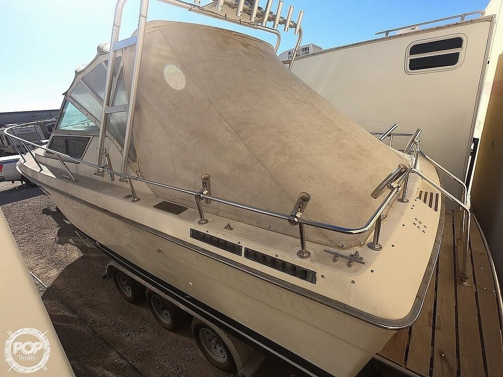 1984 Tiara Yachts boat for sale, model of the boat is 2700 Continental Fish & Cruise & Image # 17 of 40