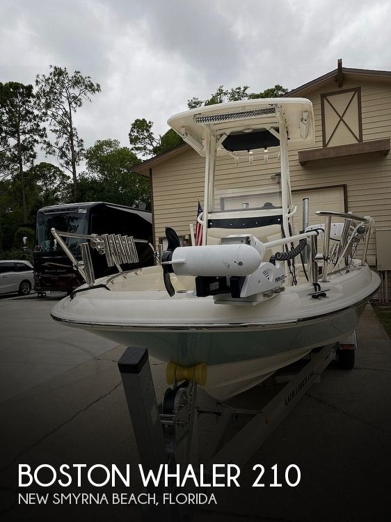 Used Boston Whaler Boats For Sale by owner | 2018 Boston Whaler 210 Dauntless