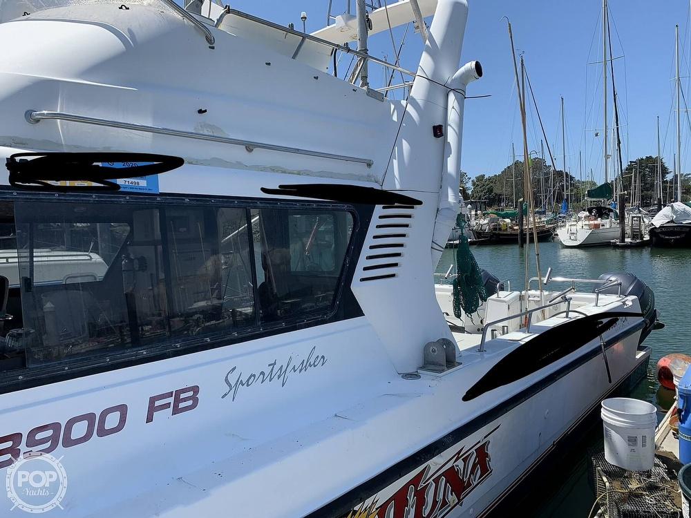 1996 Noosa boat for sale, model of the boat is Performance Cat 38 & Image # 5 of 40