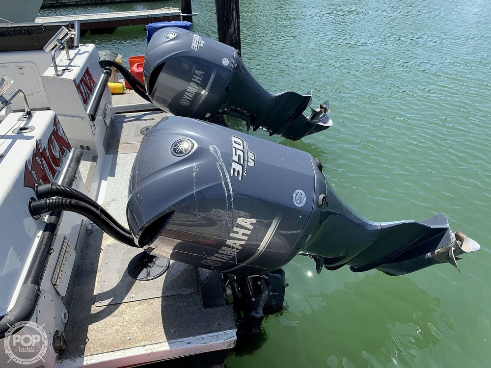 1996 Noosa boat for sale, model of the boat is Performance Cat 38 & Image # 7 of 40
