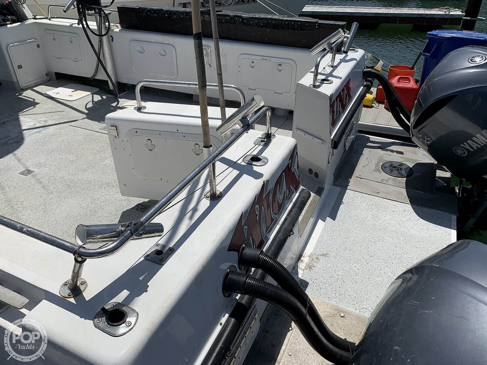 1996 Noosa boat for sale, model of the boat is Performance Cat 38 & Image # 14 of 40