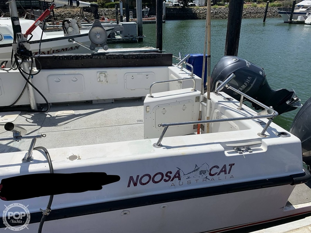 1996 Noosa boat for sale, model of the boat is Performance Cat 38 & Image # 15 of 40