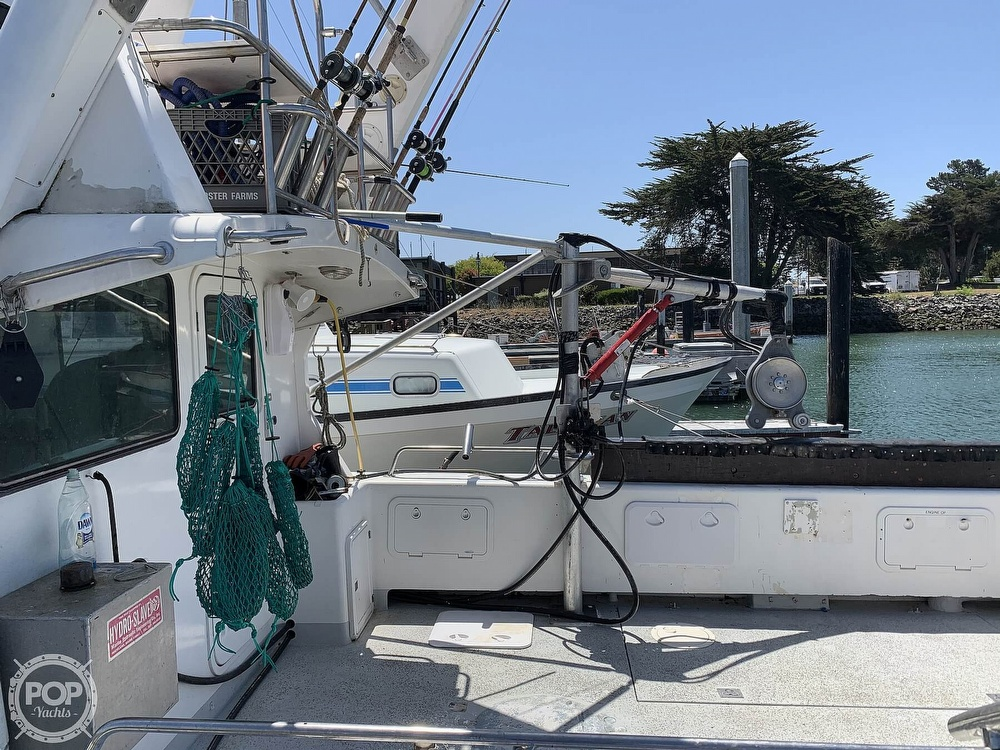 1996 Noosa boat for sale, model of the boat is Performance Cat 38 & Image # 18 of 40